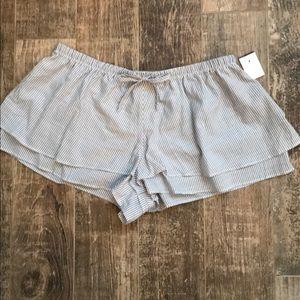 🍍3/$20 Gilligan & O'Malley sleep shorts size Lg